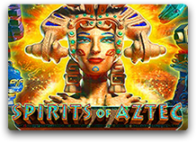 Spirits of Aztec – играть бесплатно и без регистрации
