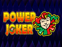 Играть в Power Joker